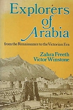 EXPLORERS OF ARABIA FROM THE RENAISSANCE TO THE VICTORIAN ERA
